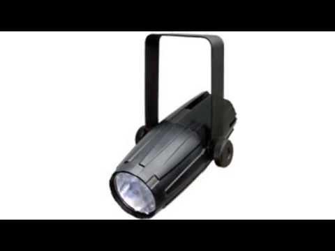 LED DJ Spotlight | Chauvet LEDPINSPOT-2