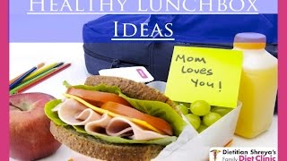 healthy tiffin ideas for kids by dietitian shreya
