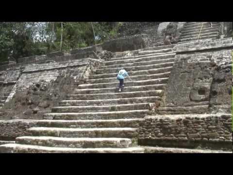 Lamanai Ruins and