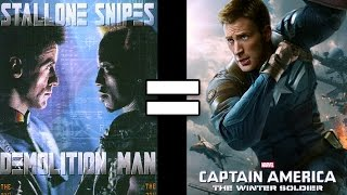 24 Reasons Demolition Man & Winter Soldier Are The Same Movie