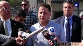 الاحتلال يضيّق الخناق على مزارعي التمور في منطقة العوجا ( 22/11/2019)