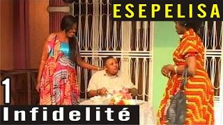 NOUVEAUTÉ 2015 - Infidélité Vol 1 - Groupe Evangéliste - THEATRE CONGOLAIS - ESEPELISA