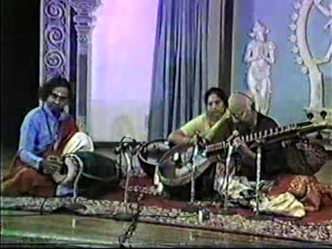 Dr Emani Sankara Sastry performing at Pittsburg, USA in 1984 - part 2