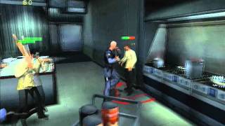 [PS2] Minority Report - Everybody Runs Gameplay