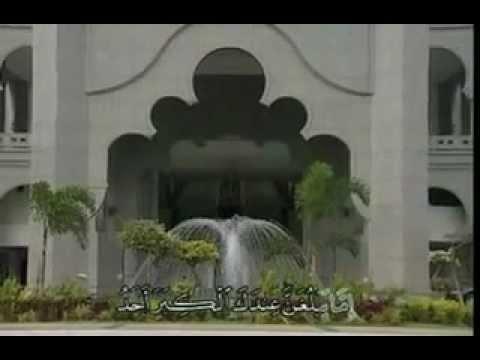tuan haji ismail hashim -Surah al Israak ayat 23- 34.avi