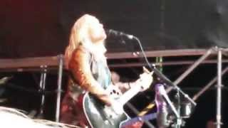 Melissa Etheridge/I want to come over / Leipzig Parkbühne