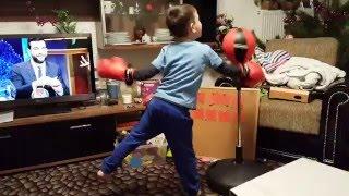 Детская Боксерская груша, Punchingball(Детская Боксерская Груша. https://www.youtube.com/channel/UCERzt65YDGDZmSIagCGOUBA., 2015-12-17T04:44:42.000Z)