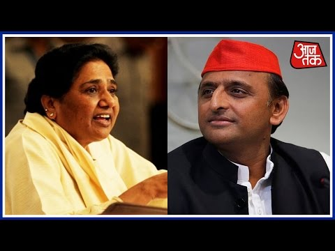 Akhilesh's Overture To Mayawati Could Be A Ploy To Scuttle BJP-BSP Alliance