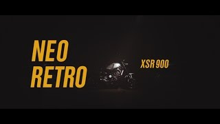 YAMAHA XSR900 Promotion Film JAPAN