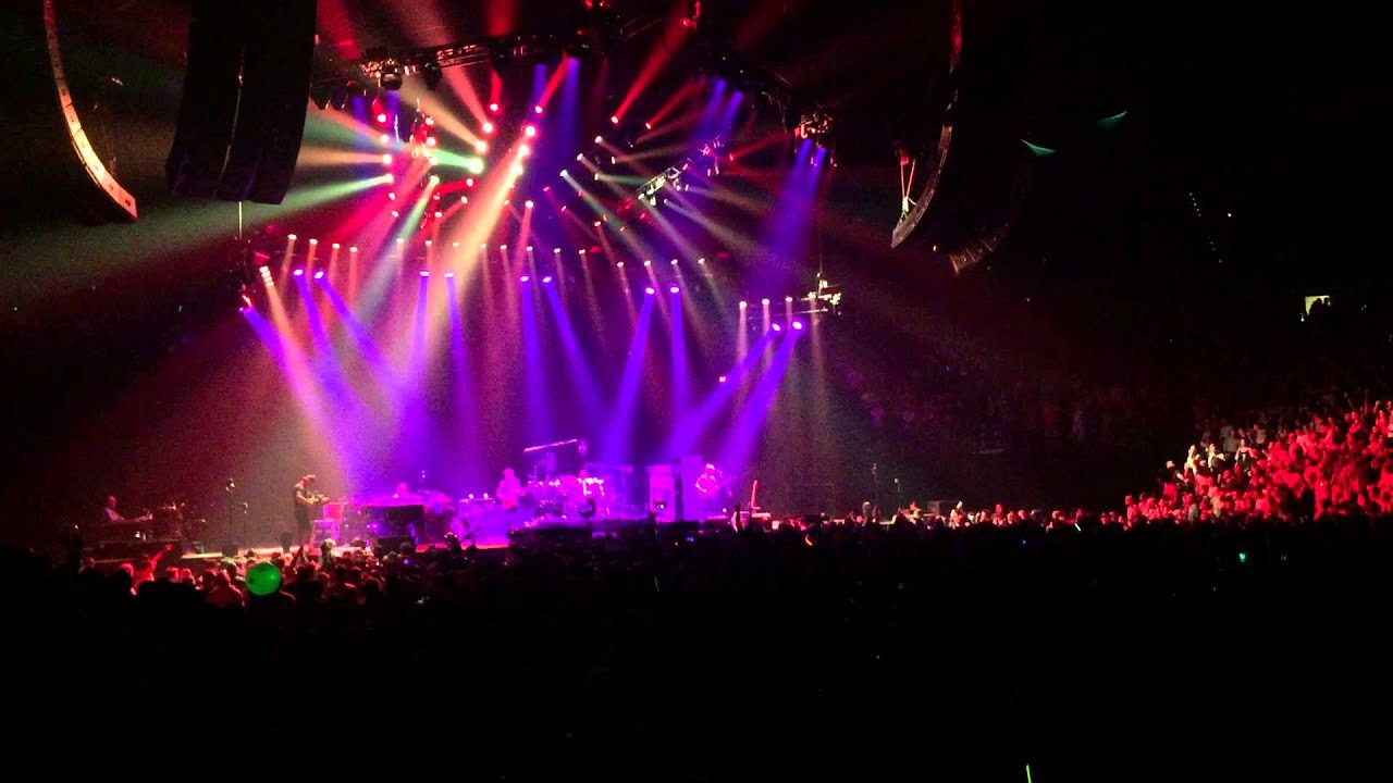 Phish Roses Are Free MGM Grand Garden Arena 1