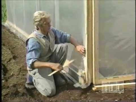 Eliot Colemans Tomato Tips How To Build Greenhouse