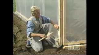 Eliot Coleman's Tomato Tips & How to Build a Greenhouse