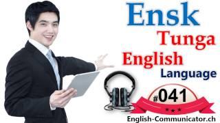 #41 Enska læra íslensk þýðing English language learning Translation Icelandic tala