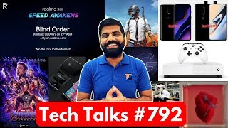 Tech Talks #792 A60, TikTok Ban Active, Realme 3 Pro Blind Sale, Avengers Endgame, PUBG 0.12