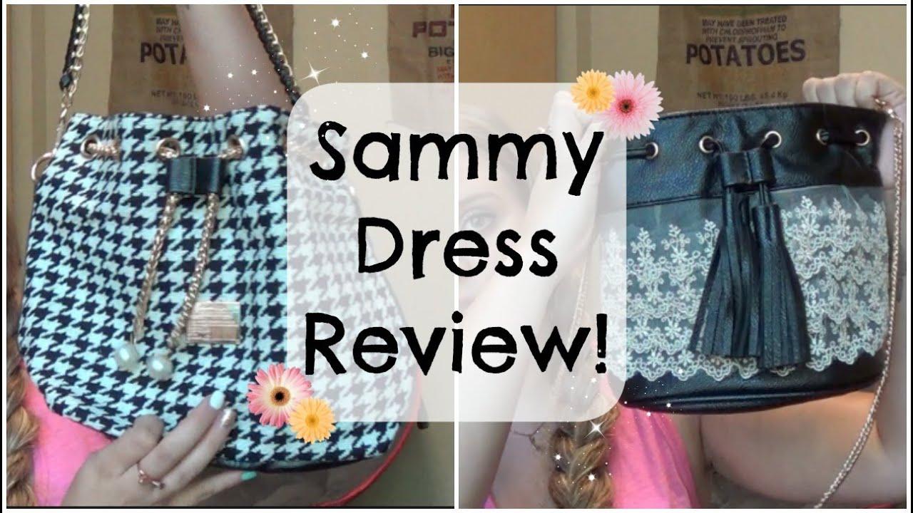 Sammy Dress Review - YouTube