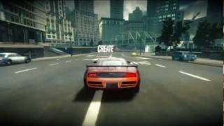 Ridge Racer Unbounded - PS3 Game trailer