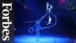 Ringling Bros. Debuts New Tech That's Out Of This World