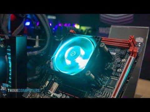 Cooler Master's AMD Raven Ridge CPU Cooler