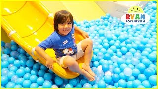 Blippi play place