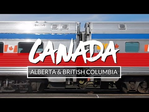 West Coast Canada Trip - VIA Rail 150