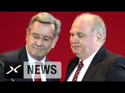 Uli Hoeneß wieder Aufsichtsratsvorsitzender des FC Bayern München | FC Bayern München