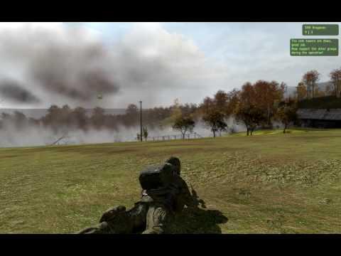 ArmA 2 Funktürme sprengen in Mission The Longest Day