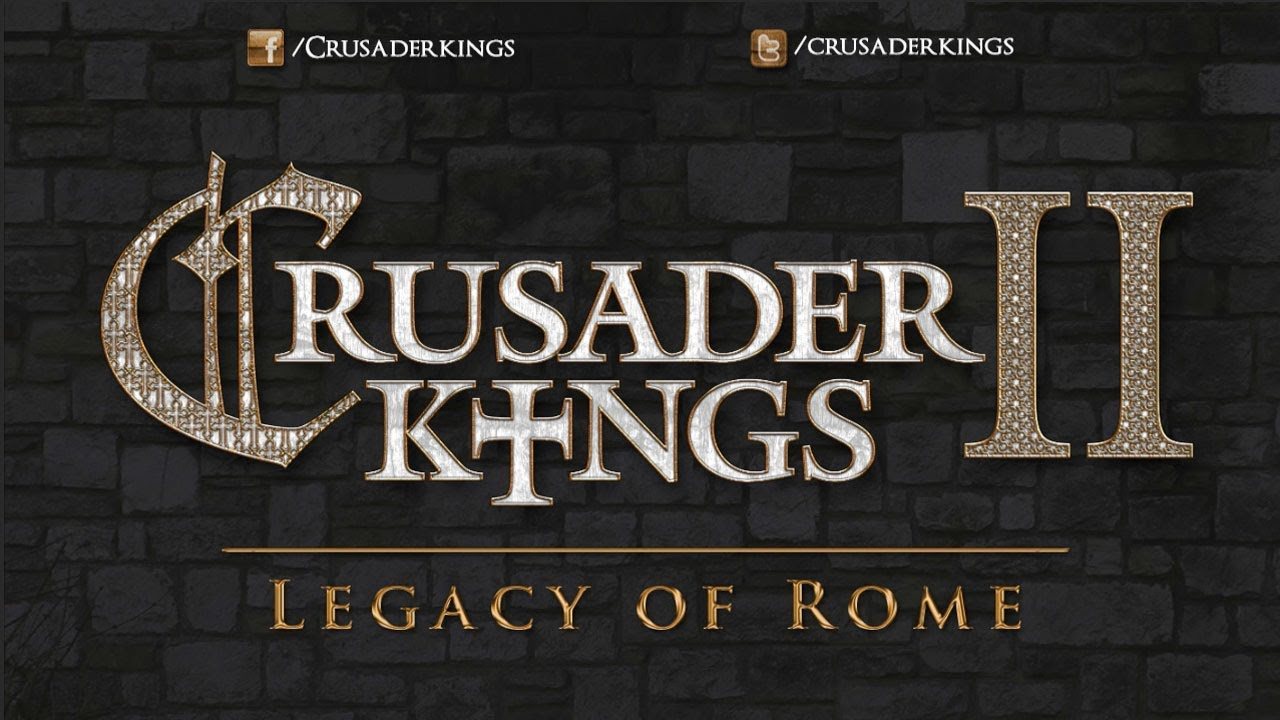 Crusader Kings 2: Legacy of Rome and patch 1 07 now
