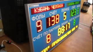 Спортивное табло универсальное(, 2014-04-03T07:42:39.000Z)