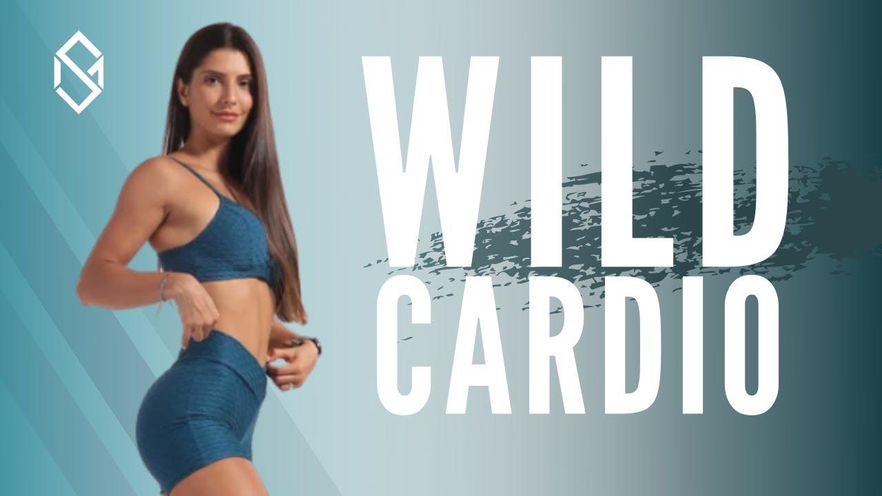 WILD CARDIO - DE TODITO   ENTRENAMIENTO EN VIVO
