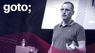 GOTO 2019 • Serverless: Five Key Things you need to Know • Gojko Adzic