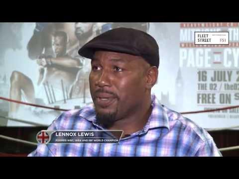 Lennox Lewis on Anthony Joshua