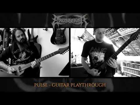 "Endseeker - Guitar Playthrough ""Pulse"" with Jury & Ben"
