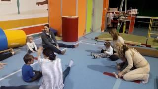 видео Европейский Гимнастический Центр (Чертаново)