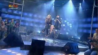 """Kika Live Beste Stimme 2009 - Lea Sofia & Ria mit """"Engel"""" von Ben"""
