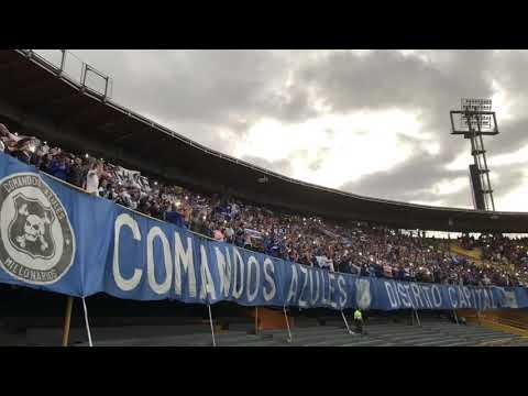 COMANDOS AZULES Y