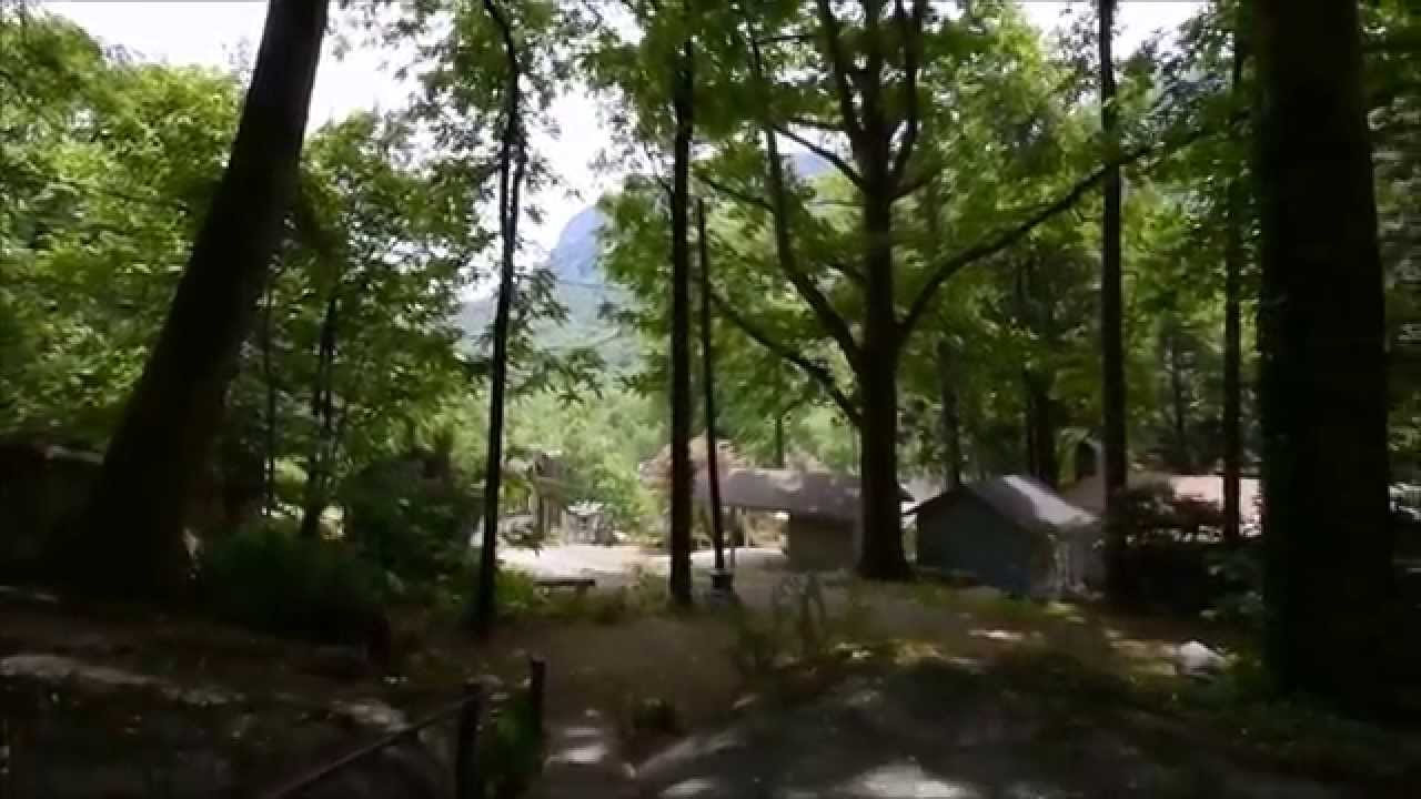 Cabin On The Rocks A Cabin Rental At Chimney Rock Lake