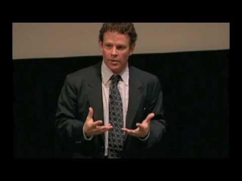2007 Human Security Award with David Bornstein