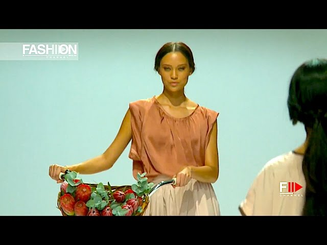 HEART & HERITAGE Spring Summer 2017 SAFW - Fashion Channel