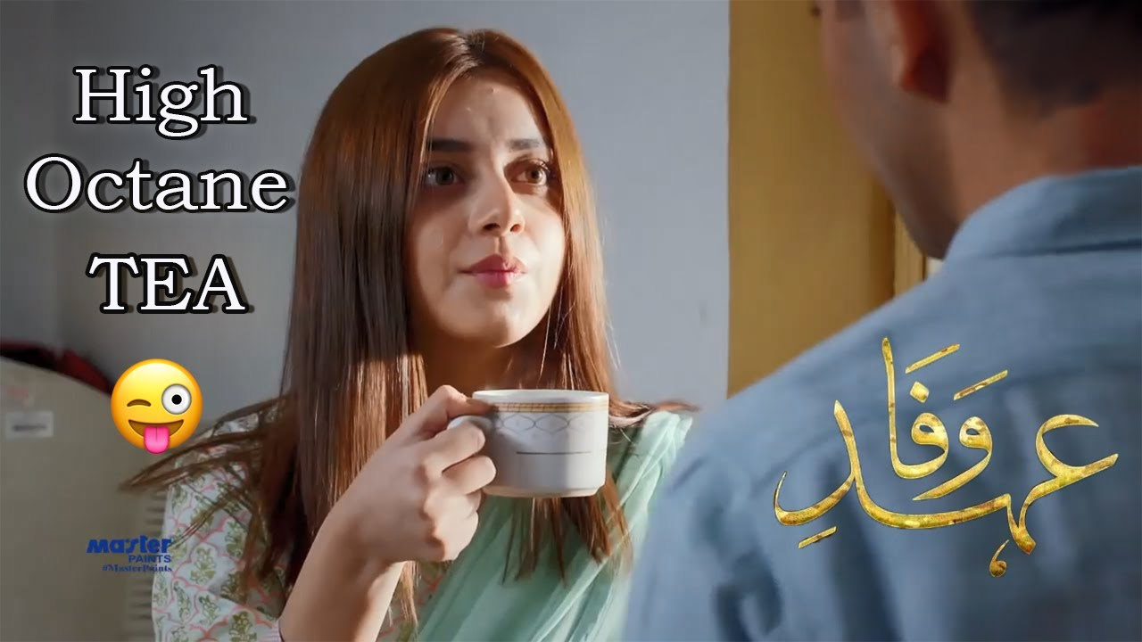 High Octane TEA |Ehd e Wafa| Best Scene | Episode 17