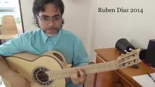 Paco de Lucia's Technique Qualifies You to Play Whatever You Wish as You Want & Covers Everything