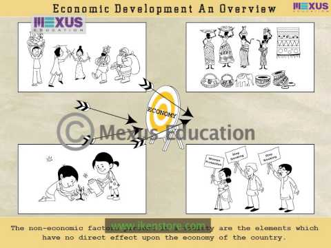 Economic Development - An Overview