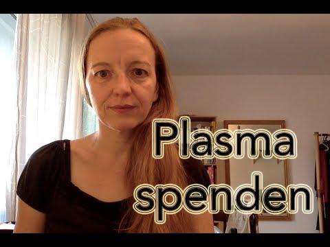 Warum ich Plasma spende