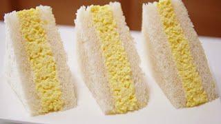 살살 녹는 계란샌드위치 만들기#냉장고안의 계란 깨지지 …