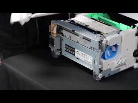 D70 Printer Cutter Cleaning Tutorial