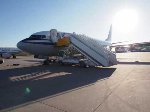 2016/09/28 Air China 159 Announcement: Beijing - Nagoya Chubu