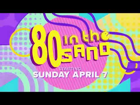 Watch our 4 Part Series on AXS-TV this Spring 2019 - 80s in