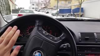 Обзор BMW E39 523i за 60 тыс. рублей в Германии