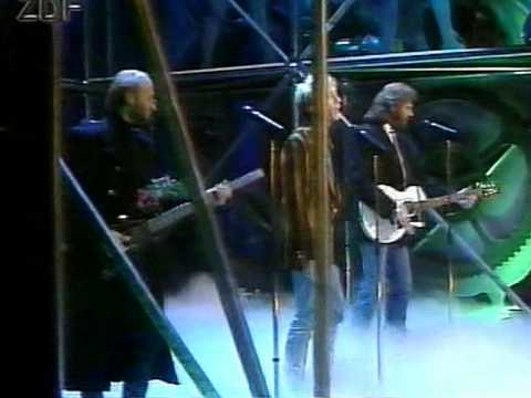 BEE GEES Ordinary Lives -Wetten Dass-