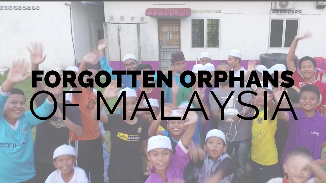 Malaysia's forgotten Orphans | Community Outreach