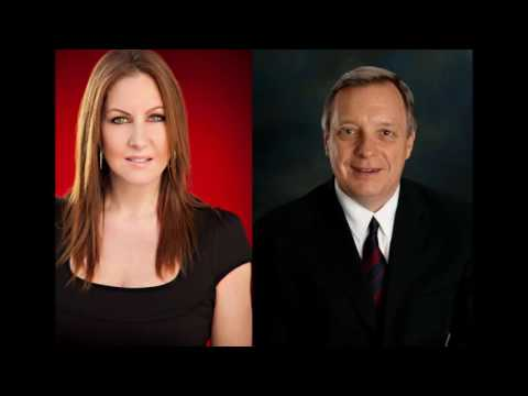 Leslie Marshall interviews Senator Dick Durbin on Gun Reforms 6-21-16